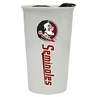 Florida State Seminoles Double-Walled Ceramic Tumbler