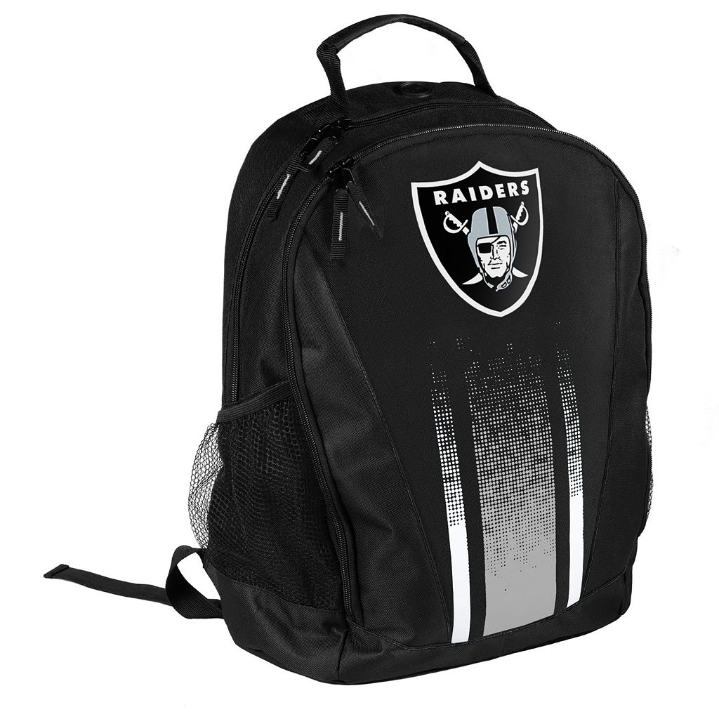 Forever Collectibles Oakland Raiders Prime Backpack