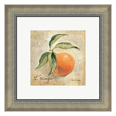 Metaverse Art L'Orange Framed Wall Art