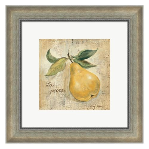 "Metaverse Art ""La Poire"" Framed Wall Art"