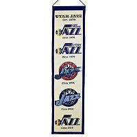 Utah Jazz Heritage Banner