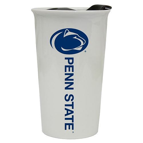 Penn State Nittany Lions Double-Walled Ceramic Tumbler