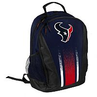 Forever Collectibles Houston Texans Prime Backpack