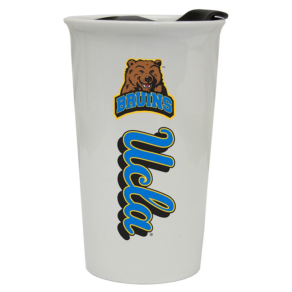 UCLA Bruins Double-Walled Ceramic Tumbler