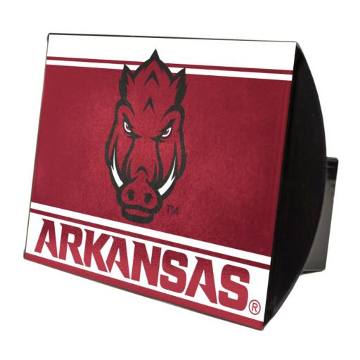 Arkansas Razorbacks Trailer Hitch Cover