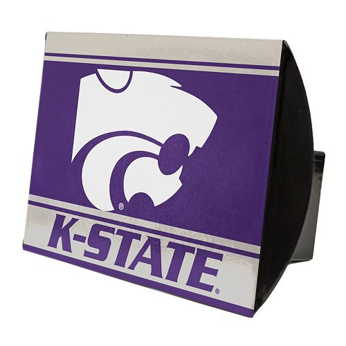 Kansas State Wildcats Trailer Hitch Cover