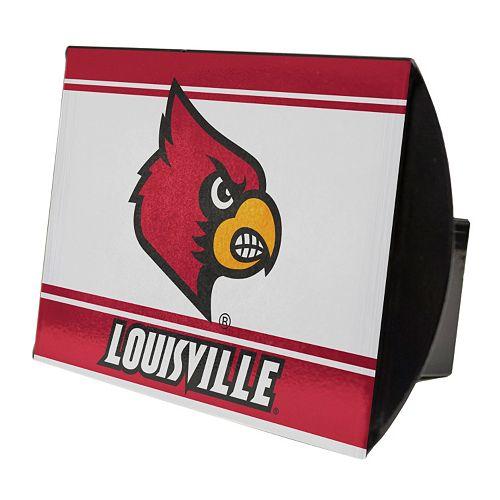 Louisville Cardinals Trailer Hitch Cover