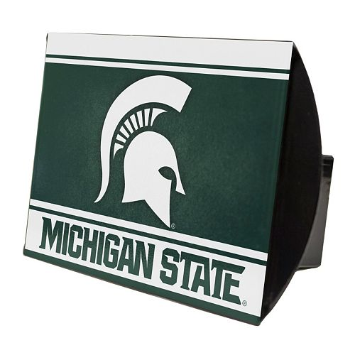 Michigan State Spartans Trailer Hitch Cover