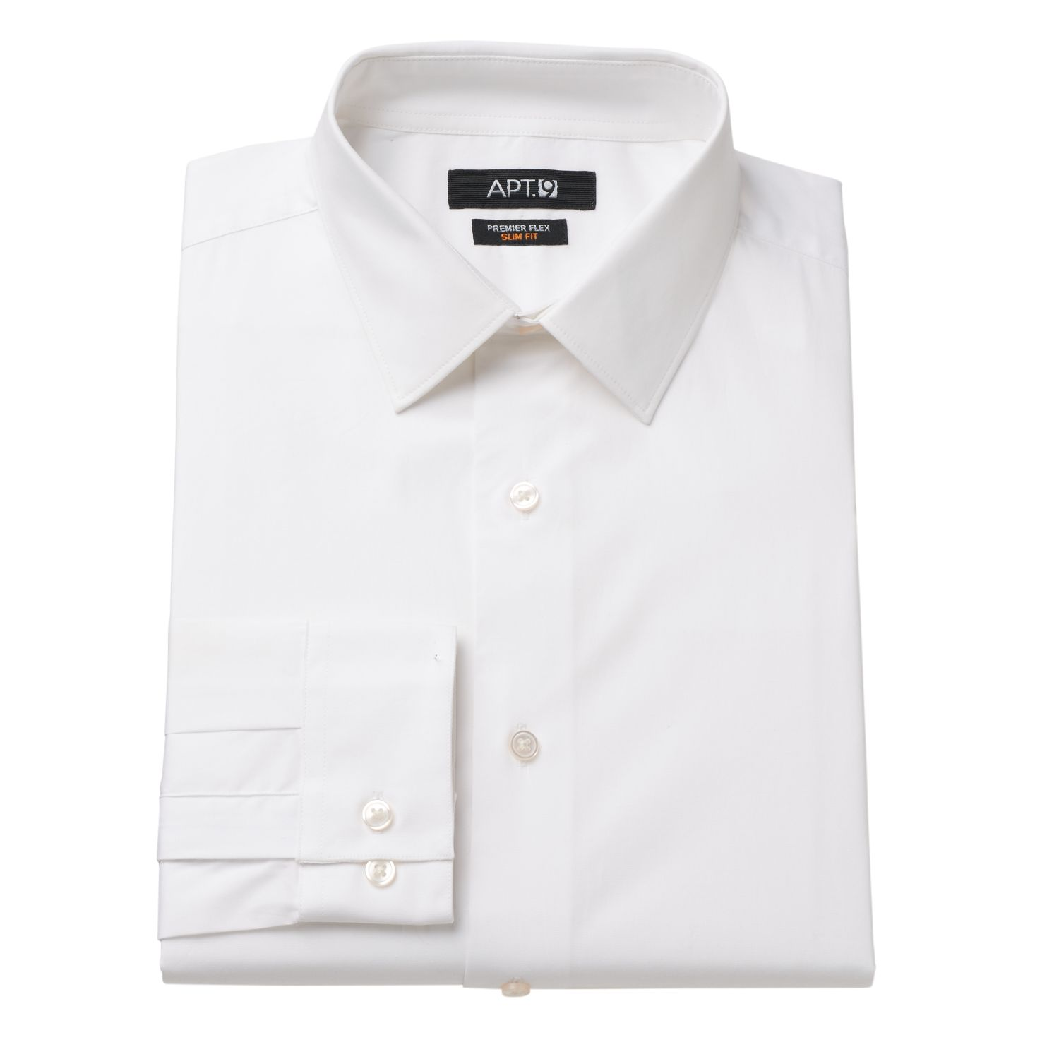 mens fitted dress shirts 19 neck
