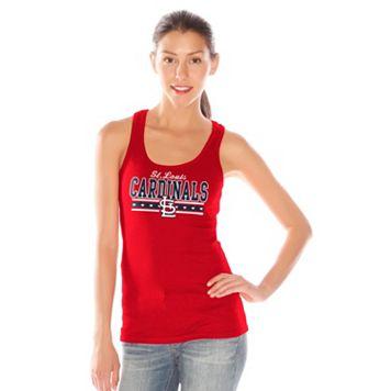 Women's St. Louis Cardinals Knit Tank Top