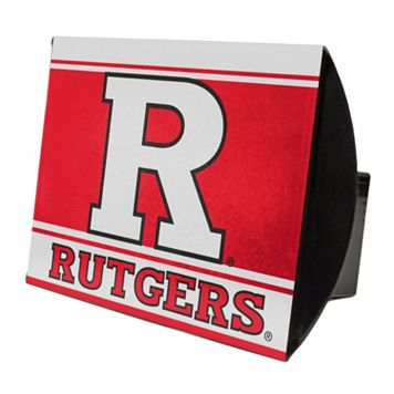 Rutgers Scarlet Knights Trailer Hitch Cover