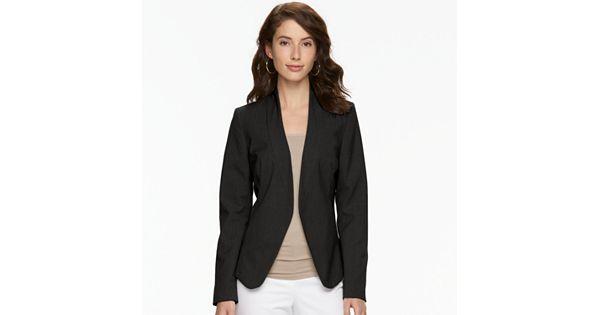 Blazers Youtube Tv: Women's Apt. 9® Open Front Blazer