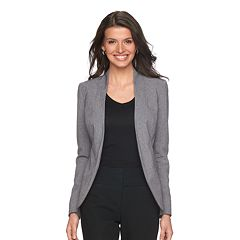 Womens Grey Blazers & Suit Jackets - Tops, Clothing | Kohl's