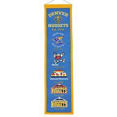Denver Nuggets Heritage Banner