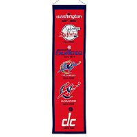 Washington Wizards Heritage Banner