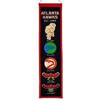 Atlanta Hawks Heritage Banner