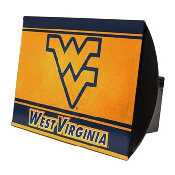 West Virginia Mountaineers Trailer Hitch Cover