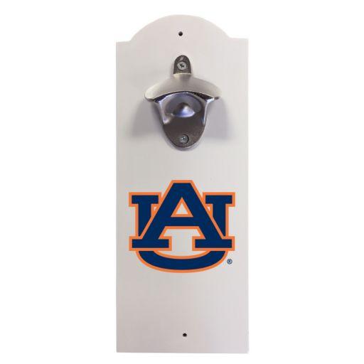 Auburn Tigers Wall-Mounted Bottle Opener