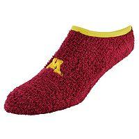 Women's Minnesota Golden Gophers Chenille Slipper Socks