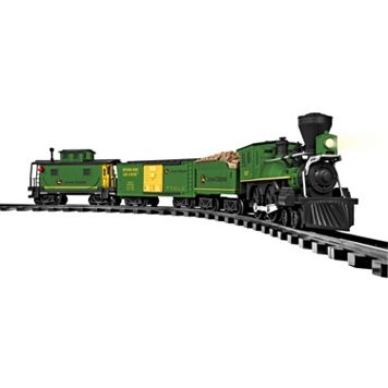 John Deere Ready-To-Play Train Set by Lionel Trains