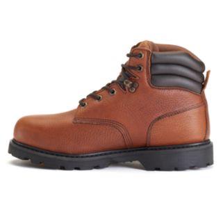 Knapp Men's Steel-Toe Work Boots