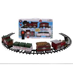 North Pole Central 2016 Ready-to-Play Train Set by Lionel Trains