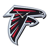 Atlanta Falcons 3D Foam Wall Clock