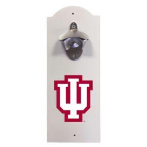 Indiana Hoosiers Wall-Mounted Bottle Opener