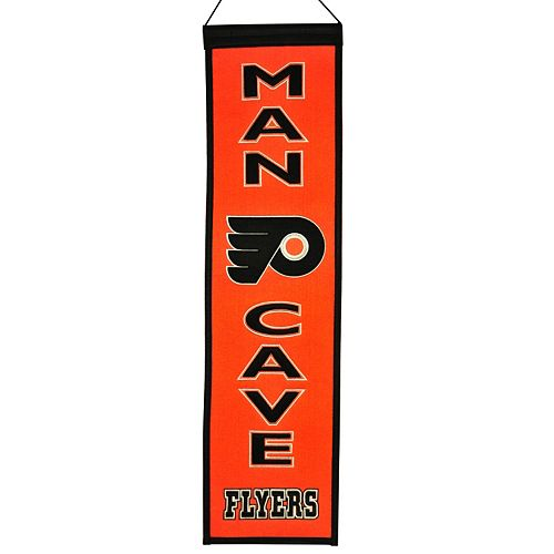 Philadelphia Flyers Man Cave Banner