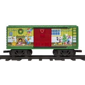 Disney's Mickey Mouse Express 2016 Ready-to-Play Train Set by Lionel Trains