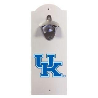 Kentucky Wildcats Wall-Mounted Bottle Opener