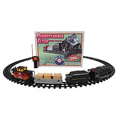Lionel Pennsylvania Flyer Train Set
