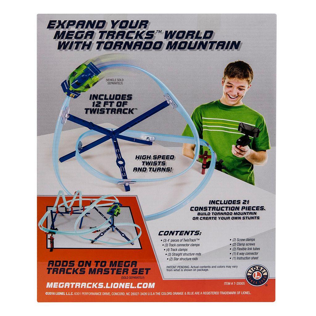 Lionel MegaTracks Tornado Mountain Stunt Pack