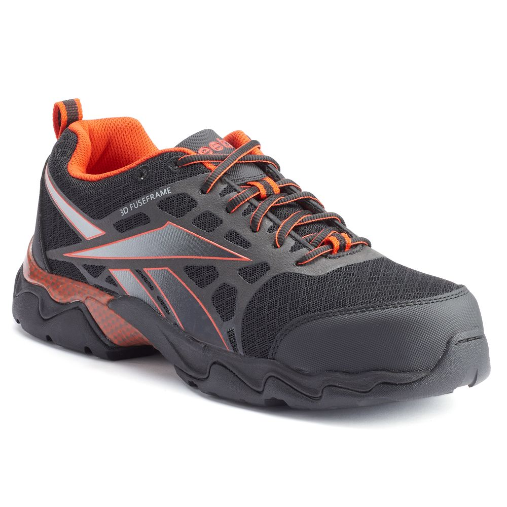 Reebok Work Beamer Men s Composite-Toe Athletic Shoes 00fd440c7