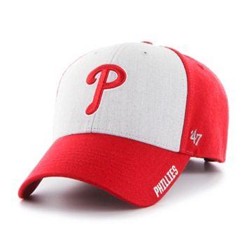 Adult '47 Brand Philadelphia Phillies Beta MVP Cap