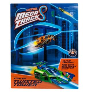 Lionel MegaTracks Twisted Tower Stunt Pack