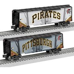 MLB Pittsburgh Pirates Jersey Boxcar by Lionel Trains
