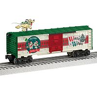 Disney's Pluto Walking O Gauge Brakeman by Lionel Trains