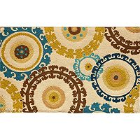 Rugs America Lenai Coastal Sun Indoor Outdoor Rug