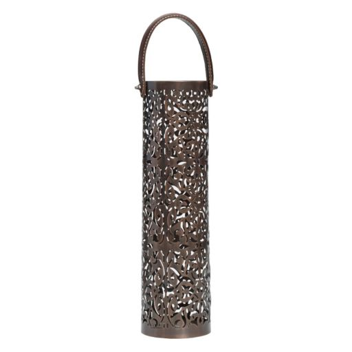 Elements Cutout Single Bottle Wine Bag