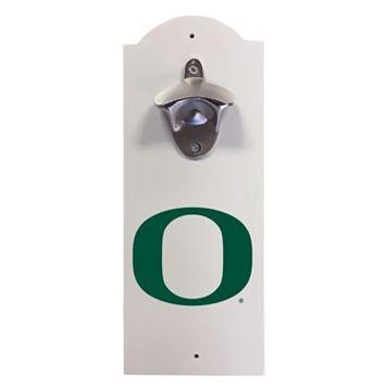 Oregon Ducks Wall-Mounted Bottle Opener