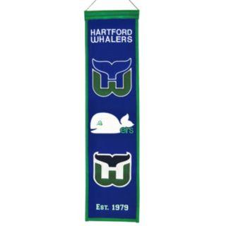 Hartford Whalers Heritage Banner
