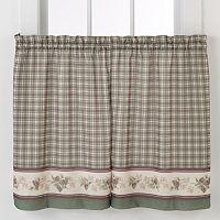 No 918 Berkshire Tier Curtain Pair