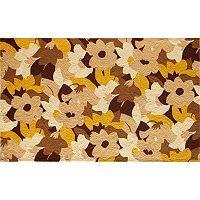 Rugs America Lenai Foliage Indoor Outdoor Rug