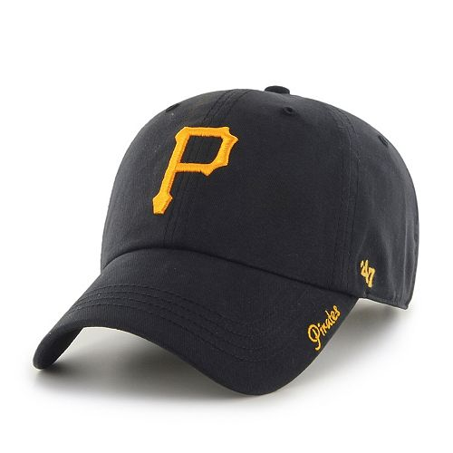 Women's '47 Brand Pittsburgh Pirates Miata Clean Up Cap