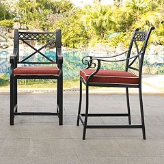 Portofino Bar Stool 2 pc Set