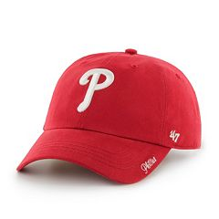 Women's '47 Brand Philadelphia Phillies Miata Clean Up Cap