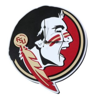 Florida State Seminoles 3D Foam Wall Clock