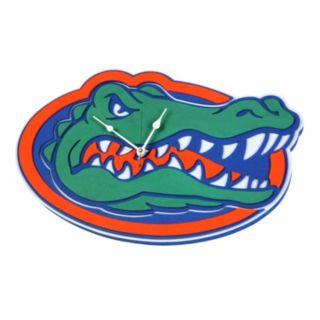 Florida Gators 3D Foam Wall Clock