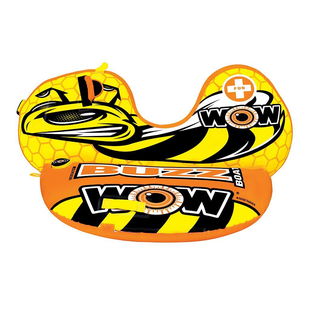 WOW Sports Buzz Boat Water Float